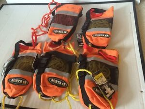 FIVE NEW NORTH 49 RESCUE ROPES