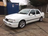 Ford sierra cosworth h 1990 4x4 barn find needs to be finished