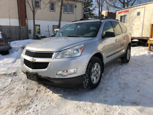 2010 CHEVROLET TRAVERSE 2LT SUV, CROSSOVER CERTIFIED AND ETESTED