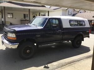 1994 Ford F-250 XL Pickup Truck