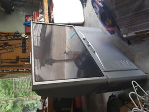 """50"""" rear projection LED TV"""