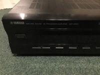 Yamaha DSP-E800 Surround Processor