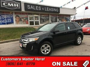 2013 Ford Edge SEL   3.5L  AWD  SYNC   HEATED SEATS LOADED!