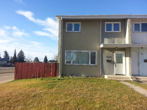 $11,000 less than MLS Pricing!3 Bedroom Townhouse & NO CONDO FEE