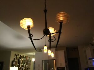 Cool Ceiling Light
