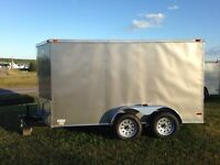 2016 6'x12' Diamond Cargo trailer