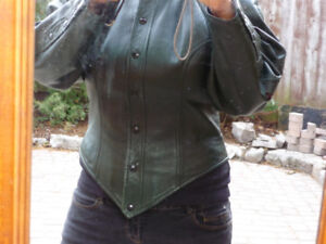 Women Leather / Suede / Jackets / Pants /Med and Lg size
