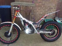 Jotagas 300cc trials bike not Gasgas Sherco scorpa