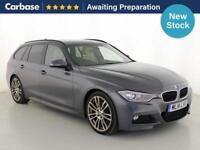 2014 BMW 3 SERIES 325d M Sport Step Auto 5dr Touring
