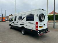2011 11 IVECO DAILY 3.0 TD 50C15 LWB HIGH ROOF WHITE MOTORHOME CAMPER
