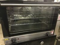 Buffalo stainless steel Free Standing Oven in great condition