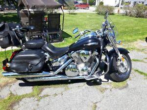 MOTO HONDA VTX 1300 en excellente condition