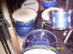 Late 60's premier 4 piece drum shell kit for sale or trade Peterborough Peterborough Area image 8
