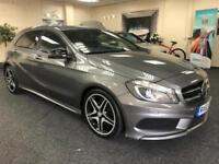 2013 MERCEDES A-CLASS A220 CDI BLUEEFFICIENCY AMG SPORT + BIG SPECIFICATION + NE