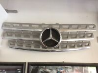 2010 ML350 Grille
