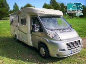 Geist Touring 660SE 4 Berth Lowline Fixed French Bed Motorhome 30,000 Miles