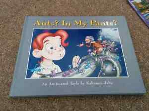 Childrens book Ants? In my pants?
