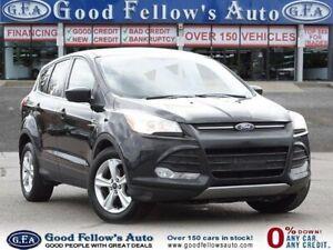 2016 Ford Escape SE MODEL, REARVIEW CAMERA, HEATED SEATS, 2.0 LI