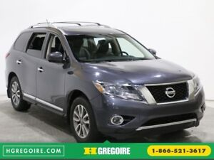 2014 Nissan Pathfinder SL 4WD AUTO MAGS A/C GR ELECT BLUETOOTH T