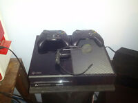 X-BOX One for sale