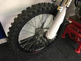 2017 YAMAHA YZF250   VERY GOOD CONDITION   LOW HOURS   FULLY SERVICED   YZ250F