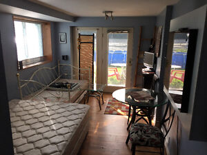 Large private room with own entrance/ kitchen Kawartha Lakes Peterborough Area image 1