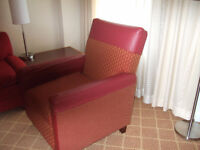 Chair with recline back ******************* ONLY $40