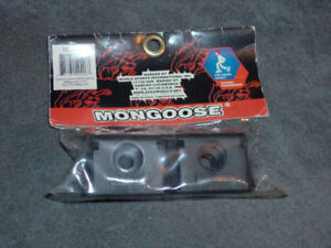 MONGOOSE ROLLERBLADES BRAKES FACTORY SEALED