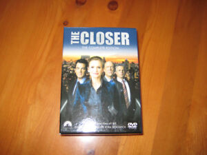 Complete edition of The Closer TV Series