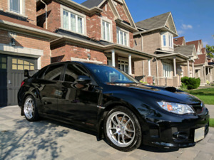 2013 Subaru Impreza WRX STI Sedan 4dr 33,000km AWD with Tech PKG