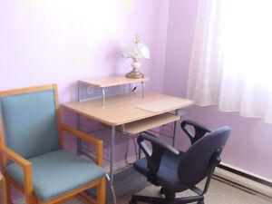 Nice clean room. Lasalle.August 28