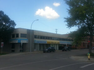 Old Strathcona Office Space for lease