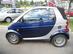 Smart Fortwo Cabriolet PULSE CONVERTIBLE 2005