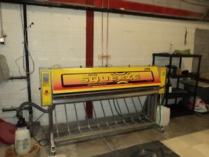 Commercial Entrance Mat Cleaning Machine and Mat Inventory Stratford Kitchener Area image 1
