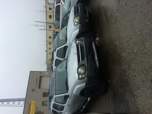 2002 Nissan Xterra for drive or parts