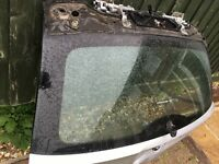 Bmw e91 rear window