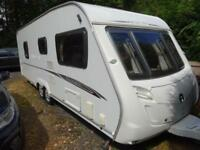2008 4 berth end washroom Swift Charisma 620 caravan for sale