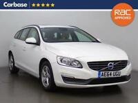 2014 VOLVO V60 D4 [181] Business Edition 5dr Estate