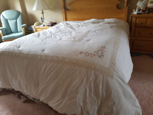 King size comforter for sale-REDUCED PRICE
