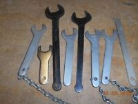 tools for working on diff machine