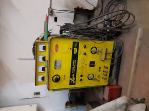 Welder for sale.