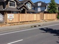 Superstar Cedar Fencing