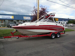 2008 Glastron Deck Boat 116 hrs!!.....Trade for Autos??