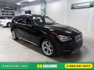 2014 BMW X1 xDrive28i AWD (CUIR-TOIT-PANO ) Bluetooth