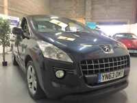 2013 63 Peugeot 3008 Crossover 1.6e-HDi ( 115bhp ) FAP EGC Active