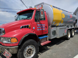 ***2003 Sterling Acterra Fuel Oil Truck***NEW CAT ENGINE***