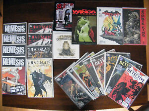 Ares,BlackSummer,Giant Monster,Infinite Horizon,Zombie etc Comic