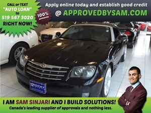 CROSSFIRE - APPLY WHEN READY TO BUY @ APPROVEDBYSAM.COM