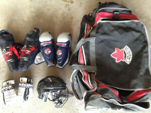 HOCKEY BAG 50$ OBO