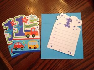 """Boys First Bday Party Decorations """" All Aboard Theme"""" Belleville Belleville Area image 3"""